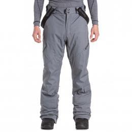 zimní kalhoty na lyže/snowboard Meatfly Ghost 4 19/20 C - Gray Heather