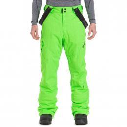 zimní kalhoty na lyže/snowboard Meatfly Ghost 4 19/20 D - Safety Green