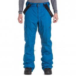 zimní kalhoty na lyže/snowboard Meatfly Ghost 4 19/20 E - Blue Melange
