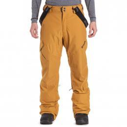 zimní kalhoty na lyže/snowboard Meatfly Ghost 4 19/20 G -Mustard