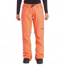 dámské snowboardové/lyžařské kalhoty Nugget Kalo Pants 19/20 E - Acid Orange