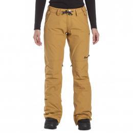 dámské snowboardové/lyžařské kalhoty Nugget Kalo Pants 19/20 K - Camel