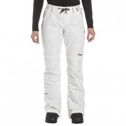 dámské snowboardové/lyžařské kalhoty Nugget Kalo Pants 19/20 L - Linen White