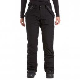 dámské kalhoty na snowboard/lyže Meatfly Foxy 19/20 A - Black