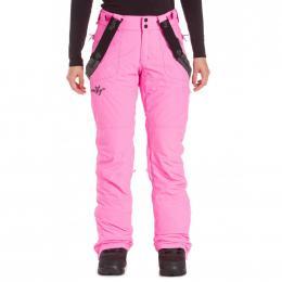 dámské kalhoty na snowboard/lyže Meatfly Foxy 19/20 D - Pink Killer