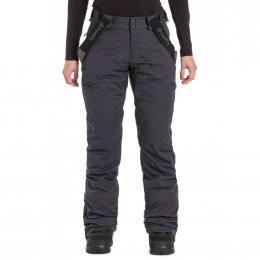 dámské kalhoty na snowboard/lyže Meatfly Foxy 19/20 H - Ebony Stripe