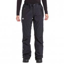 dámské kalhoty na snowboard/lyže Nugget Viva Pants 19/20 B - True Black