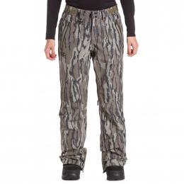 dámské kalhoty na snowboard/lyže Nugget Viva Pants 19/20 F-Oak Olive