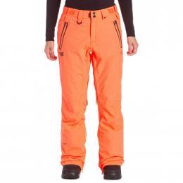 dámské kalhoty na snowboard/lyže Nugget Viva Pants 19/20 G - Acid Orange