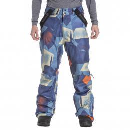 zimní kalhoty na lyže/snowboard Meatfly Gnar 4 Pants 19/20 E - Shade Color