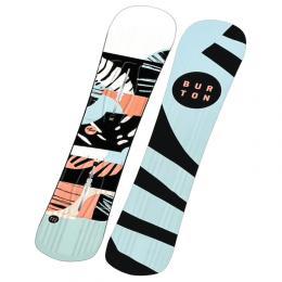dámský snowboard Burton HideAway 19/20 Multicolor