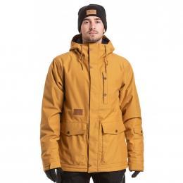 zimní bunda Meatfly Rell 19/20 B - Mustard