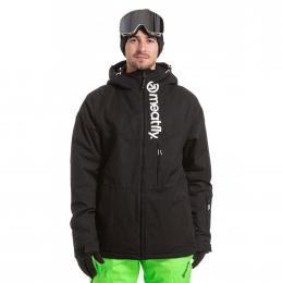 Pánská Zimní bunda Meatfly Hoax 19/20 G - Black