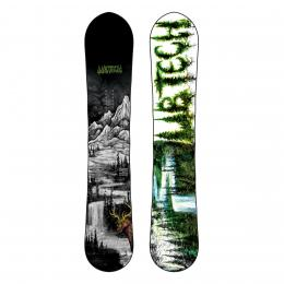 pánský snowboard LIB Technologies Skunk Ape  165W 19/20 Hell grey