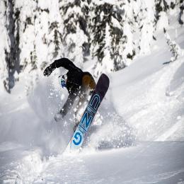 pánský snowboard GNU Antigravity 162W  19/20