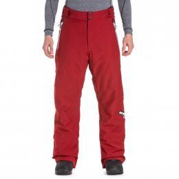 Pánské kalhoty na snowboard Lord 4 19/20 B - Deep Red