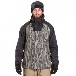 Pánská Snowboardová bunda Nugget ROVER  19/20 A - Oak Olive, Black