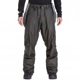 Pánské kalhoty na snowboard Dustoff 5 19/20 B - Gunmental Heather