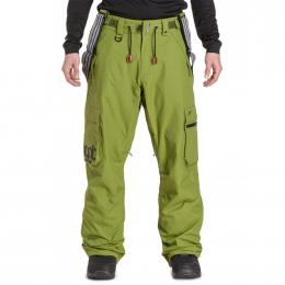 Pánské kalhoty na snowboard Dustoff 5 19/20 C-Green Calla
