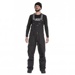 Zimní kalhoty na snowboard Nugget Cangur 19/20 A - Black