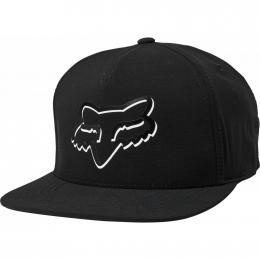 Kšiltovka Fox Shaded Snapback 2020 Black