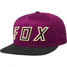Kšiltovka Fox Posessed Snapback 2020 Dark Purple