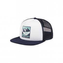 Kšiltovka Burton I-80 Snapback Trucker Hat 2020 Dress Blue