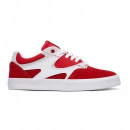 Boty DC Kalis Vulc 2020 Red/White