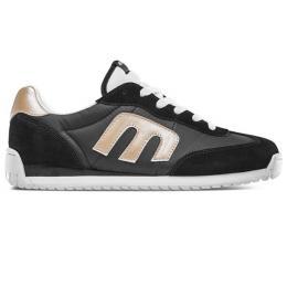 dámské boty Etnies Lo-Cut CB 2020 black/gold