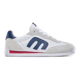 dámské boty Etnies Lo-Cut CB 2020 white/navy