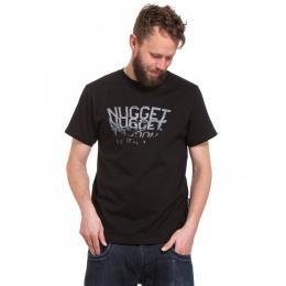 Pánské Tričko Nugget Biscuit 2020 B - Black