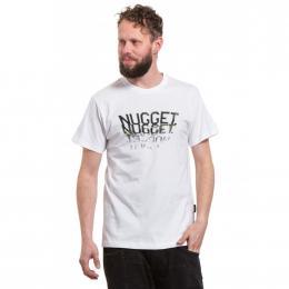 Pánské Tričko Nugget Biscuit 2020 A - White