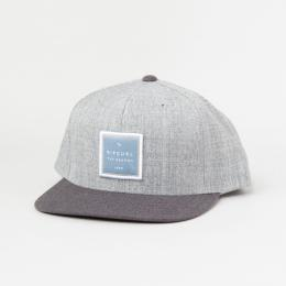 kšiltovka Rip Curl Valley Square Snapback 2020 dark grey marle