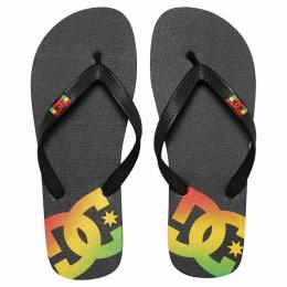 Žabky DC Shoes Spray 2020 Rasta