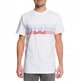 tričko DC Shoes Front Surface 2020 White