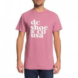 Tričko DC Shoes Just Bang 2020 Mauve orchid