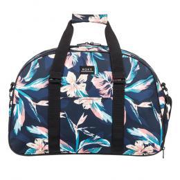 Cestovní taška Roxy Feel Happy 2020 Anthracite Tropicoco
