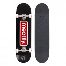 skateboard Meatfly Superb SK8 COMPLET 2020 A-Black