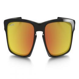 Sluneční Brýle Oakley Sliver Polished Black, Fire Iridium