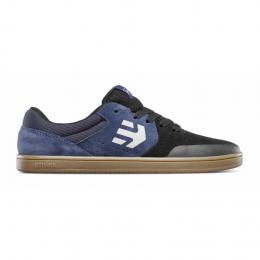pánské skate boty ETNIES Marana 20/21 Black grey blue