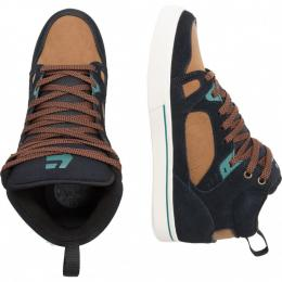 Boty Etnies Agron 20/21 Navy/Brown/White