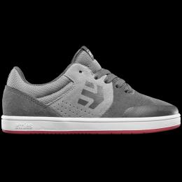 Dětské skate boty Etnies Marana 20/21 Grey,light grey,red