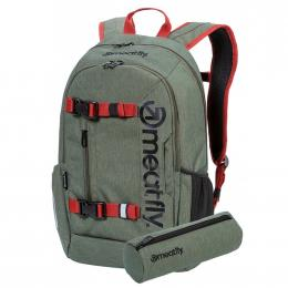 Batoh Meatfly Basejumper 6 22L 2021 F - Heather Olive