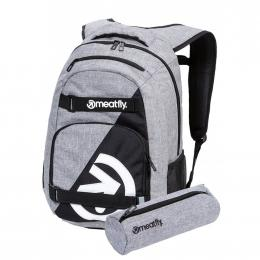 batoh Meatfly Exile 5 Backpack 24L 2021 A Heather Grey