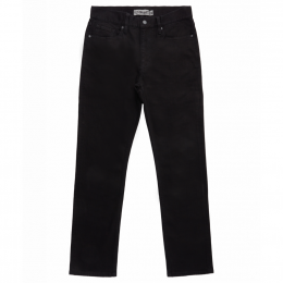 Kalhoty DC Worker Straight 20/21 KVJW black rinse