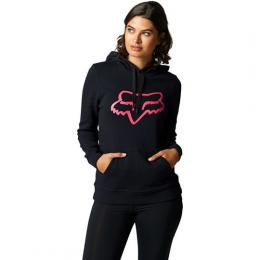 Mikina Fox Boundary Pullover 20/21 Black/Pink