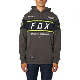 Mikina Fox Official Pullover 20/21 Smoke
