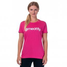 dámské triko Meatfly Adena T-shirt 20/21 C Pink