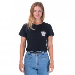 dámské triko Meatfly Adena T-shirt 20/21 A Black