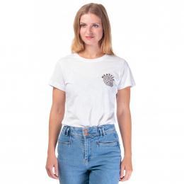 dámské triko Meatfly Adena T-shirt 20/21 B White